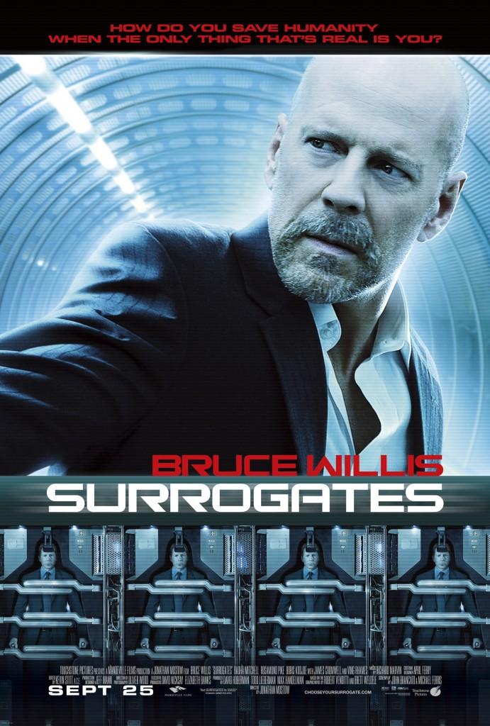 Surrogates - One Sheet