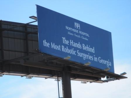 Hospital Billboard