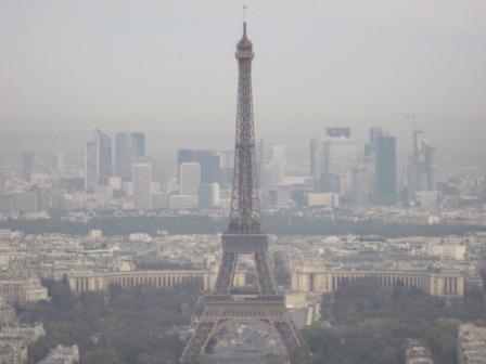 Le Ciel de Paris - View