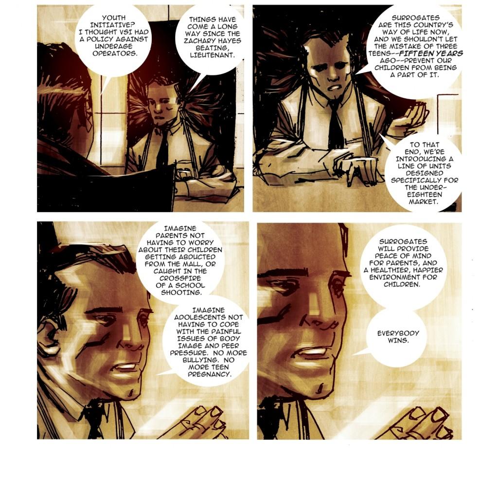 The Surrogates - Page 108
