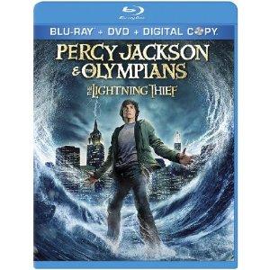 The Lightning Thief - DVD