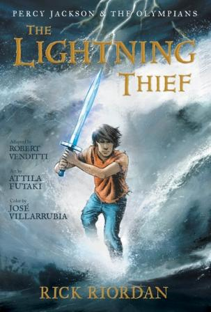 The Lightning Thief - Cover (web)